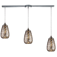 ELK Lighting Nestor 3 Light Pendant in Chrome 20064/3L
