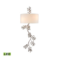 Winterberry LED 14 inch Antique Darkwood Wall Sconce Wall Light