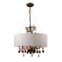 ELK Lighting Retrofit Drum Shade in Beige 20122