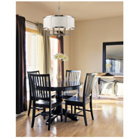 ELK 20154/6 Seven Springs 6 Light 22 inch Satin Nickel Chandelier Ceiling Light alternative photo thumbnail