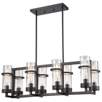 ELK 21146/8 Holbrook 8 Light 32 inch Oil Rubbed Bronze Island Light Ceiling Light