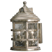 ELK Lighting Barnstable 2 Light Outdoor Sconce in Olde Bay 2131-WB