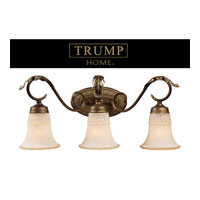 ELK Lighting Trump Home Westchester Briarcliff 3 Light Vanity in Weathered Umber 2472/3