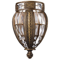 ELK Lighting Millwood 1 Light Sconce in Antique Bronze 2490/1