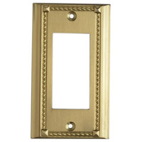ELK Lighting Clickplate Lighting Accessory in Brass 2502BR