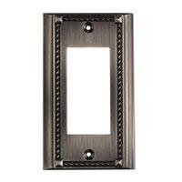 ELK 2502AP Clickplate Antique Platinum Lighting Accessory