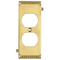 ELK Lighting Clickplate Lighting Accessory in Brass 2503BR
