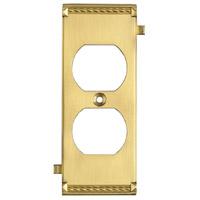 ELK 2503BR Clickplate Brass Lighting Accessory