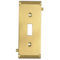 ELK Lighting Clickplate Lighting Accessory in Brass 2504BR