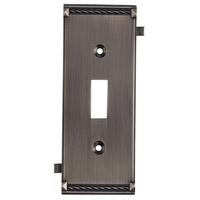 ELK 2504AP Clickplate Antique Platinum Lighting Accessory