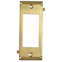ELK Lighting Clickplate Lighting Accessory in Brass 2505BR