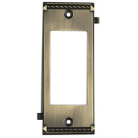 ELK 2505AB Clickplate Antique Brass Lighting Accessory