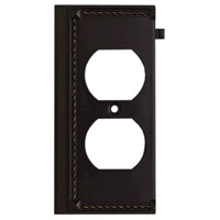 ELK 2506AGB Clickplate Aged Bronze Lighting Accessory