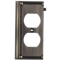 ELK 2506AP Clickplate Antique Platinum Lighting Accessory