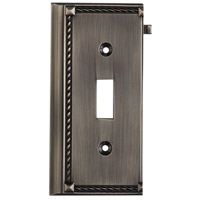 ELK 2507AP Clickplate Antique Platinum Lighting Accessory