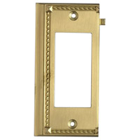 ELK Lighting Clickplate Lighting Accessory in Brass 2508BR