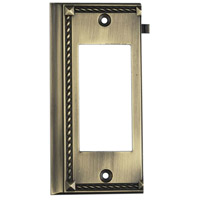 ELK 2508AB Clickplate Antique Brass Lighting Accessory