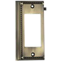 ELK 2508AB Clickplate Antique Brass Lighting Accessory