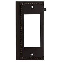 ELK 2508AGB Clickplate Aged Bronze Lighting Accessory