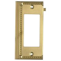 ELK 2508BR Clickplate Brass Lighting Accessory