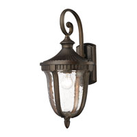 ELK Lighting Worthington 1 Light Outdoor Sconce in Hazelnut Bronze 27001/1