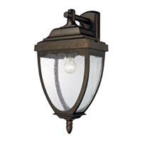 ELK Lighting Brantley Place 1 Light Outdoor Sconce in Hazelnut Bronze 27011/1