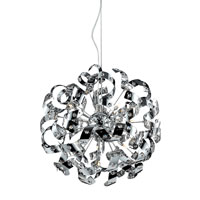 Odyssey 13 Light 22 inch Polished Chrome Pendant Ceiling Light