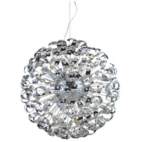 Odyssey 42 Light 36 inch Polished Chrome Pendant Ceiling Light