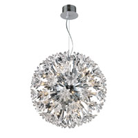 ELK Lighting Solexa 36 Light Pendant in Polished Chrome 30029/36 photo thumbnail