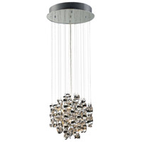 Odyssey 12 Light 16 inch Polished Chrome Pendant Ceiling Light