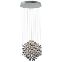 ELK Lighting Odyssey 18 Light Pendant in Polished Chrome 30035/18