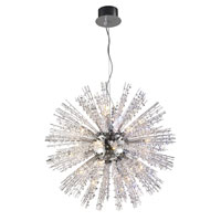 ELK Lighting Andromeda 15 Light Pendant in Polished Chrome 30042/15 photo thumbnail