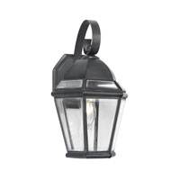 ELK Lighting Newington 1 Light Outdoor Sconce in Charcoal 3090-C