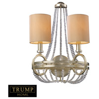 ELK Lighting New York 2 Light Sconce in Renaissance Silver 31011/2 alternative photo thumbnail