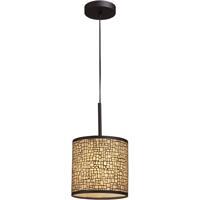 ELK 31045/1 Medina 1 Light 8 inch Aged Bronze Mini Pendant Ceiling Light in Incandescent