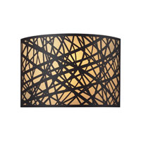 ELK Lighting Tronic 2 Light Sconce in Aged Bronze 31060/2