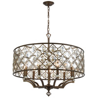 ELK 31089/9 Armand 9 Light 32 inch Weathered Bronze Chandelier Ceiling Light  photo thumbnail
