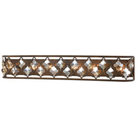 ELK 31111/6 Armand 6 Light 39 inch Weathered Bronze Vanity Light Wall Light