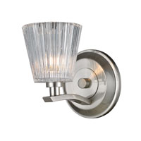 ELK Lighting Calais 1 Light Bath Bar in Satin Nickel 31172/1