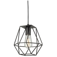 ELK Lighting Delaney 1 Light Pendant in Oil Rubbed Bronze 31185/1