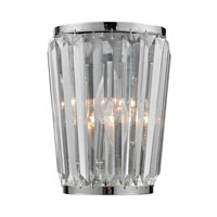 ELK Lighting Vienna 2 Light Wall Sconce in Polished Chrome 31190/2