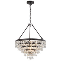 Elk Lighting Ramira 6 Light Chandelier in Oil Rubbed Bronze 31271/6