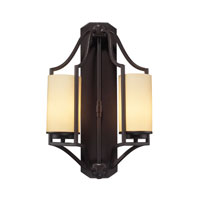 ELK Lighting Linden 2 Light Wall Sconce in Oiled Bronze 31314/2
