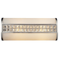 Pasaic 2 Light 14 inch Polished Chrome Bath Bar Wall Light