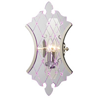 ELK Lighting Radelle 1 Light Wall Sconce in Polished Nickel 31410/1