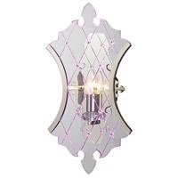 ELK 31410/1 Radelle 1 Light 10 inch Polished Nickel Wall Sconce Wall Light
