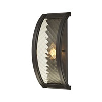 ELK Lighting Chandler 1 Light Wall Sconce in Oil Rubbed Bronze 31450/1
