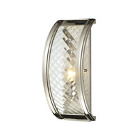 ELK Lighting Chandler 1 Light Wall Sconce in Polished Nickel 31460/1