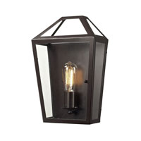 ELK Lighting Alanna 1 Light Wall Sconce in Oil Rubbed Bronze 31505/1