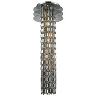 ELK Lighting Zoey 6 Light Chandelier in Polished Chrome 31591/6